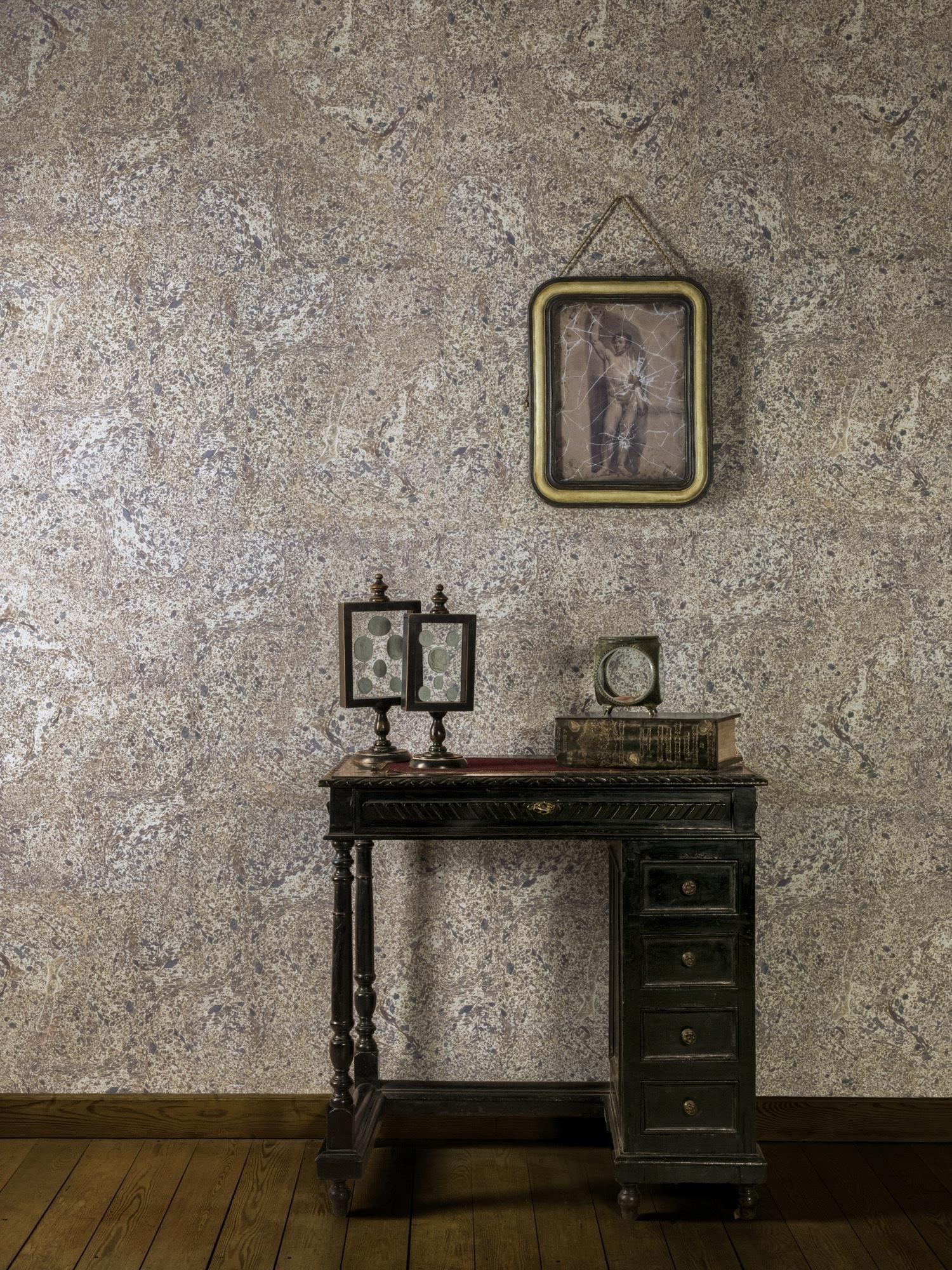 Layout mockup of furnishings by Quadrature Interiors