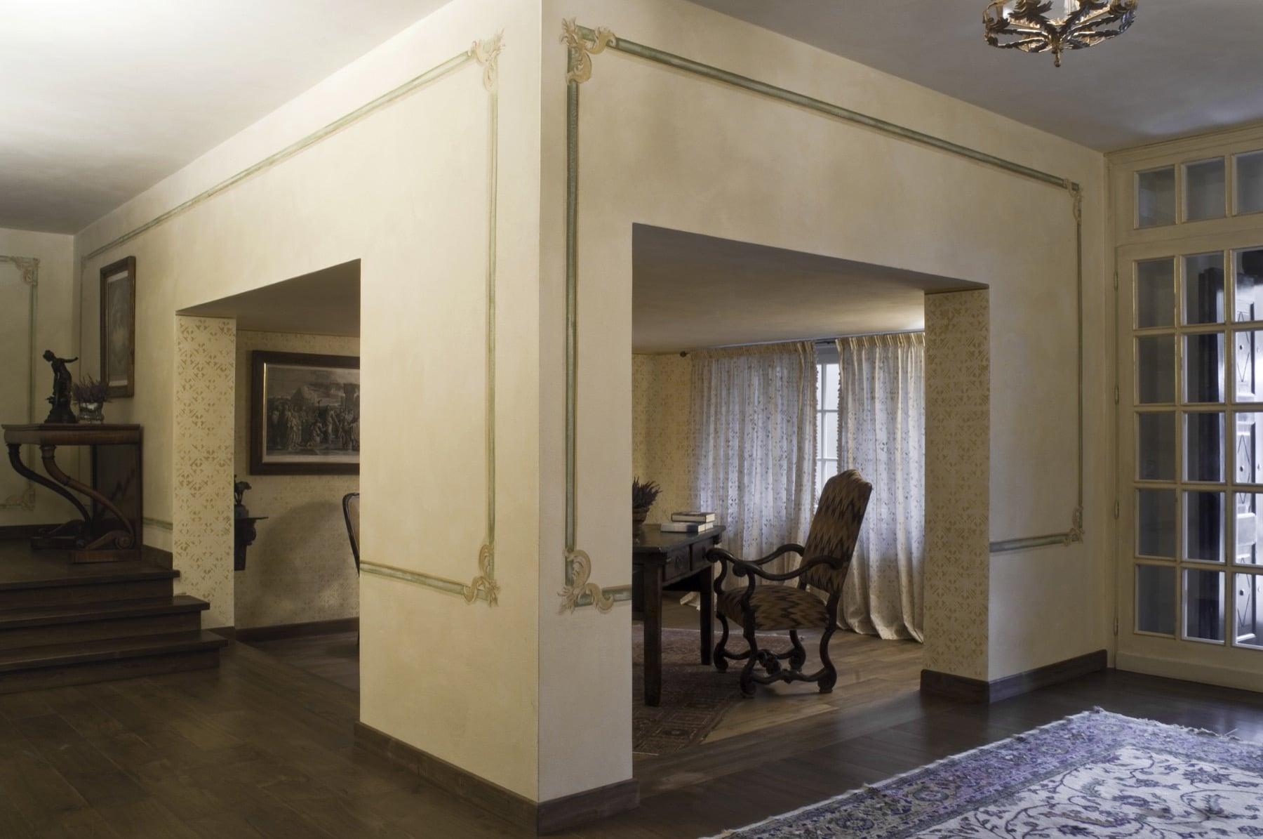 Villa in Piacenza — Quadrature Interiors — 00